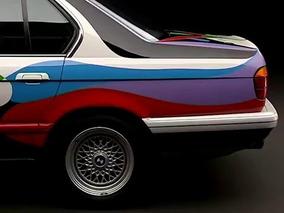 BMW 730i Art Car von César Manrique, 1990