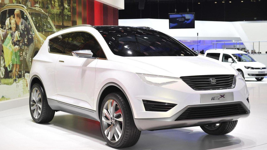 Seat will get its own Q3-based crossover