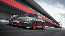 2010 Porsche 911 GT3 RS facelift wallpapers - 1600 pixels