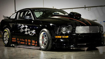 2009 Shelby Super Snake Prudhomme Drag Race Edition Packs 800 horsepower