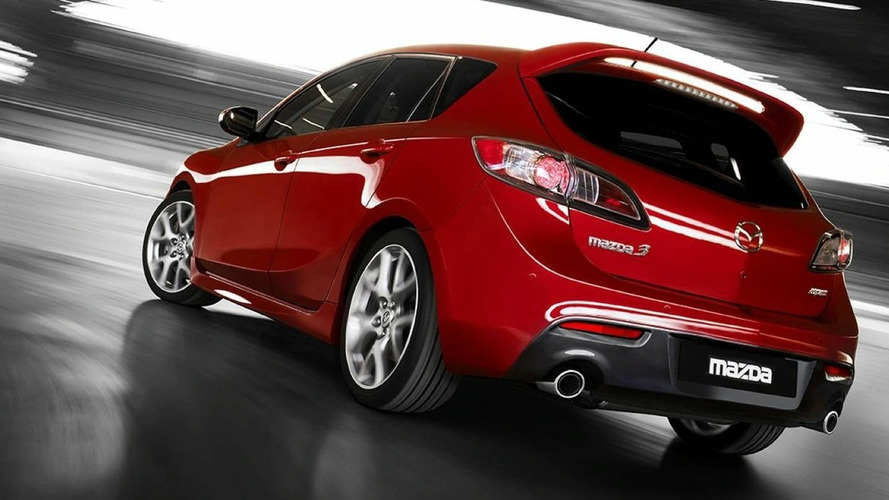New Mazda3 MPS and Mazda3 i-stop Revealed Ahead of Geneva Premiere