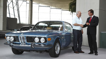 1972 BMW 3.0 CSi: BMW Classic Center completes first full restoration