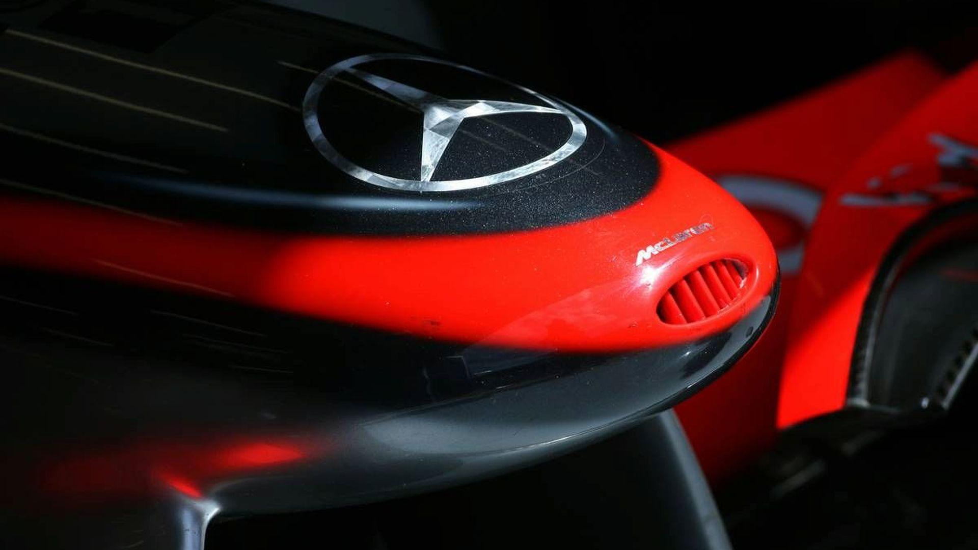 McLaren / Mercedes collaboration to continue - spokesman