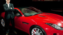 Jose Mourinho receives first Jaguar F-Type Coupe in UK, made Chelsea players jealous