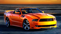 Saleen 351 Mustang enters production