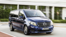 2014 Mercedes-Benz V-Class Edition 1 announced