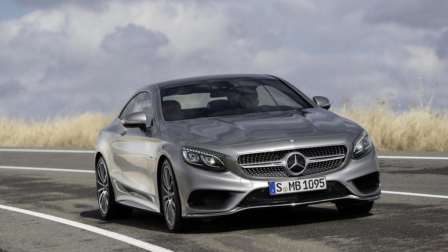 S Class Coupe