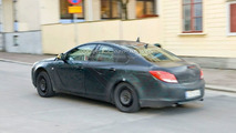 Opel Insignia Almost Undisguised