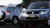 Suzuki Grand Vitara World Premiere at Frankfurt