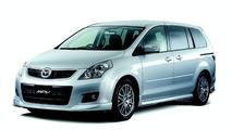 New Mazda MPV MAZDASPEED Package