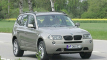Upcoming BMW X3