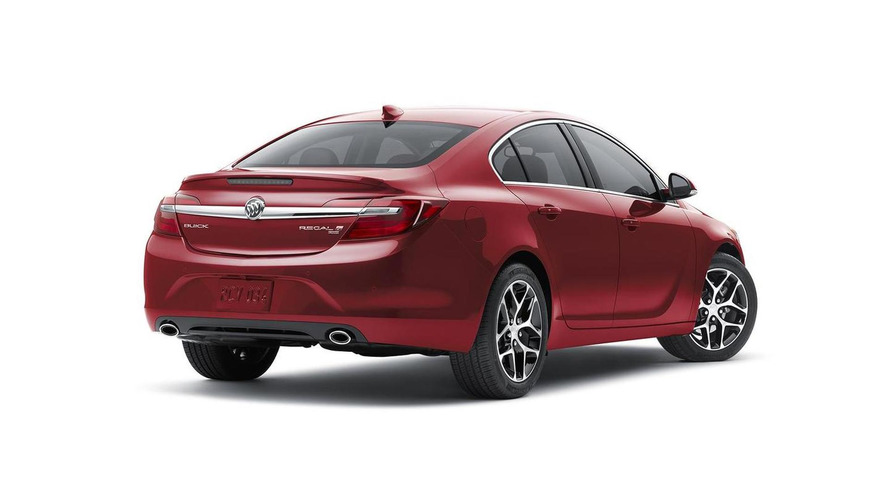 Buick LaCrosse, Regal and Verano gain Sport Touring version for 2016MY