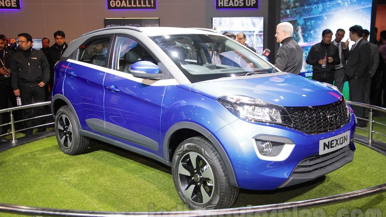 2016 Tata Nexon