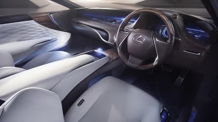 2018 Lexus LS will have