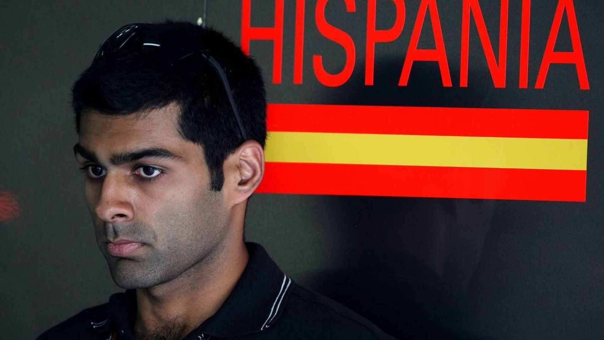 Chandhok has stomach bug in Spain