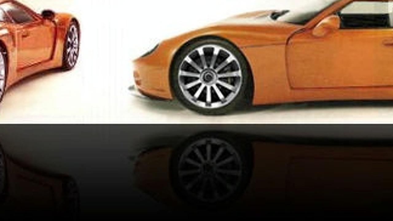 Revenge Design GTM-R supercar