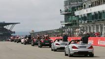 F1 driver parade to get makeover - Fry