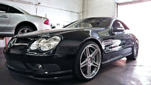 CNG powered Mercedes SL 600 by Speedriven, 900 - 24.02.2011
