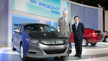 Honda Insight Debut at NAIAS 2009