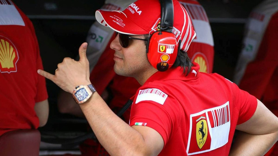 Ferrari hints Massa to extend contract into 2011
