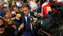 Ferrari calls press to Santander announcement