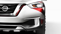 Nissan Kicks with new livery