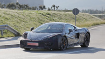 McLaren Sports Series spy photo