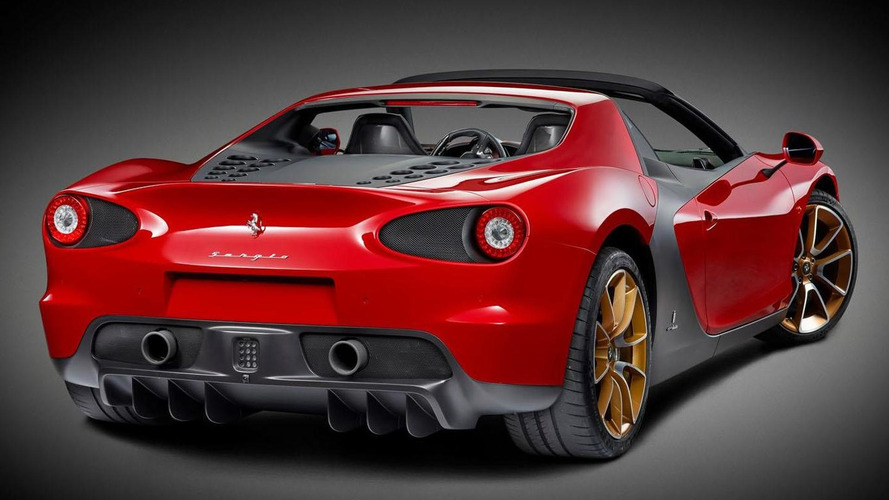 Ferrari Sergio unveiled, first model delivered in the UAE