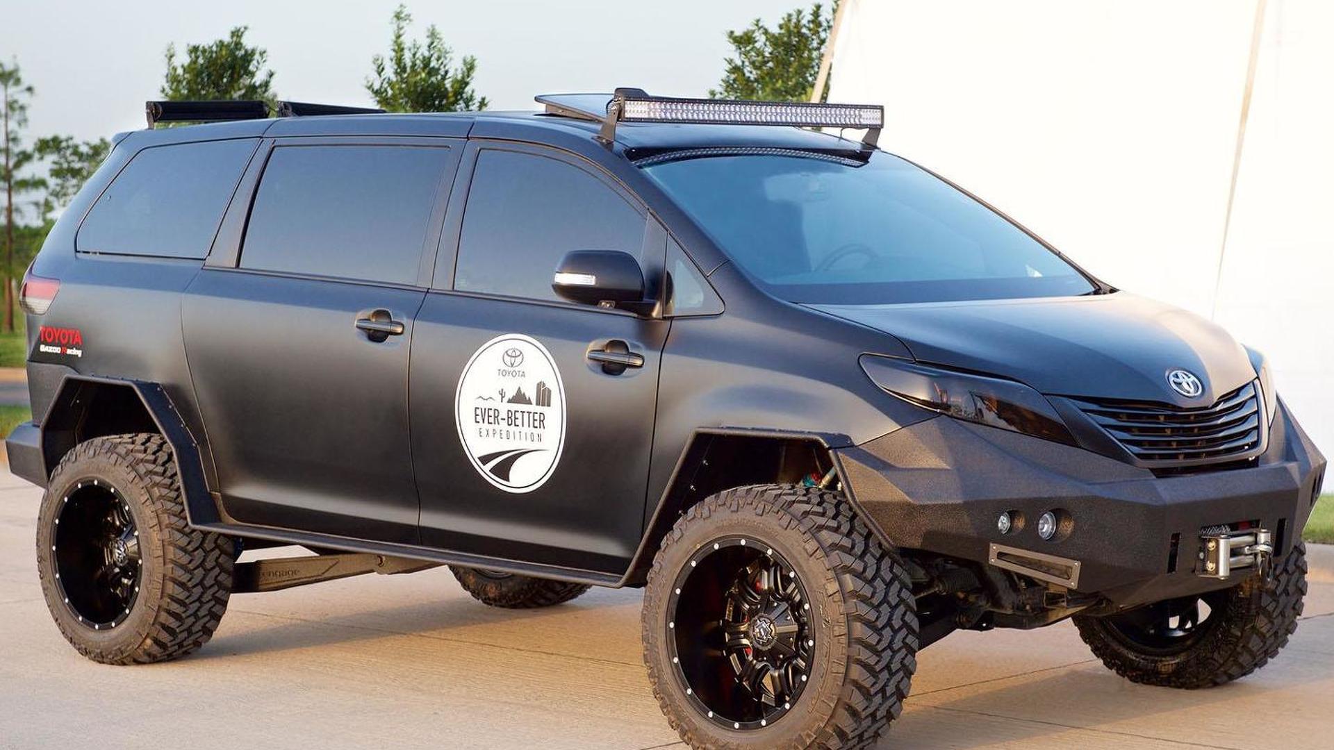 Toyota bringing 14 new models to SEMA