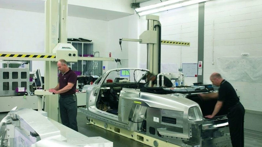 Rolls Royce Steps Up Production