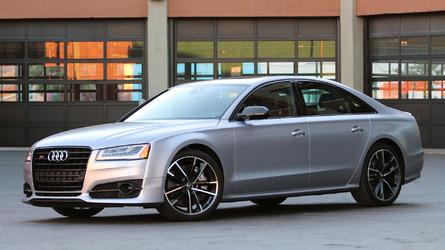 Review: 2016 Audi S8 Plus
