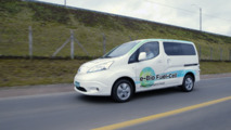 Nissan reveals first bio-ethanol fuel-cell prototype
