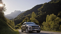 2013 Mercedes ML 500 4MATIC BlueEFFICIENCY revealed