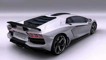 Lamborghini Aventador by Prindiville Design [video]