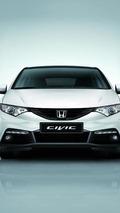 Honda Civic with Aero Pack