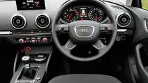 2013 Audi A3 with 1.2 TFSI engine (UK-spec)