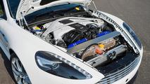 Aston Martin & Bosch create a DB9 plug-in hybrid prototype