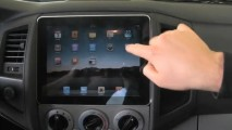 Gambiarra: Vídeo mostra como adaptar o Novo Apple iPad ao som automotivo