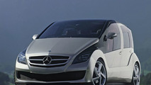 How Mercedes-Benz puts Concept Car Technology Onto The Road