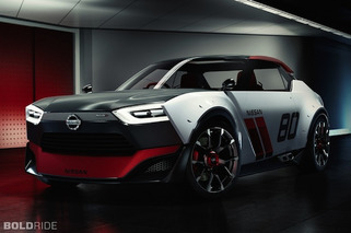 Nissan Promises IDx for Production by 2016