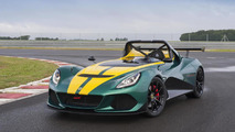 Lotus crossover to have styling inspired by the 3-Eleven