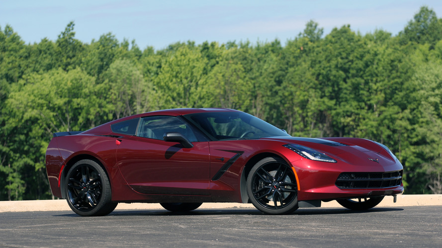 Essai Chevrolet Corvette Stingray (2016)