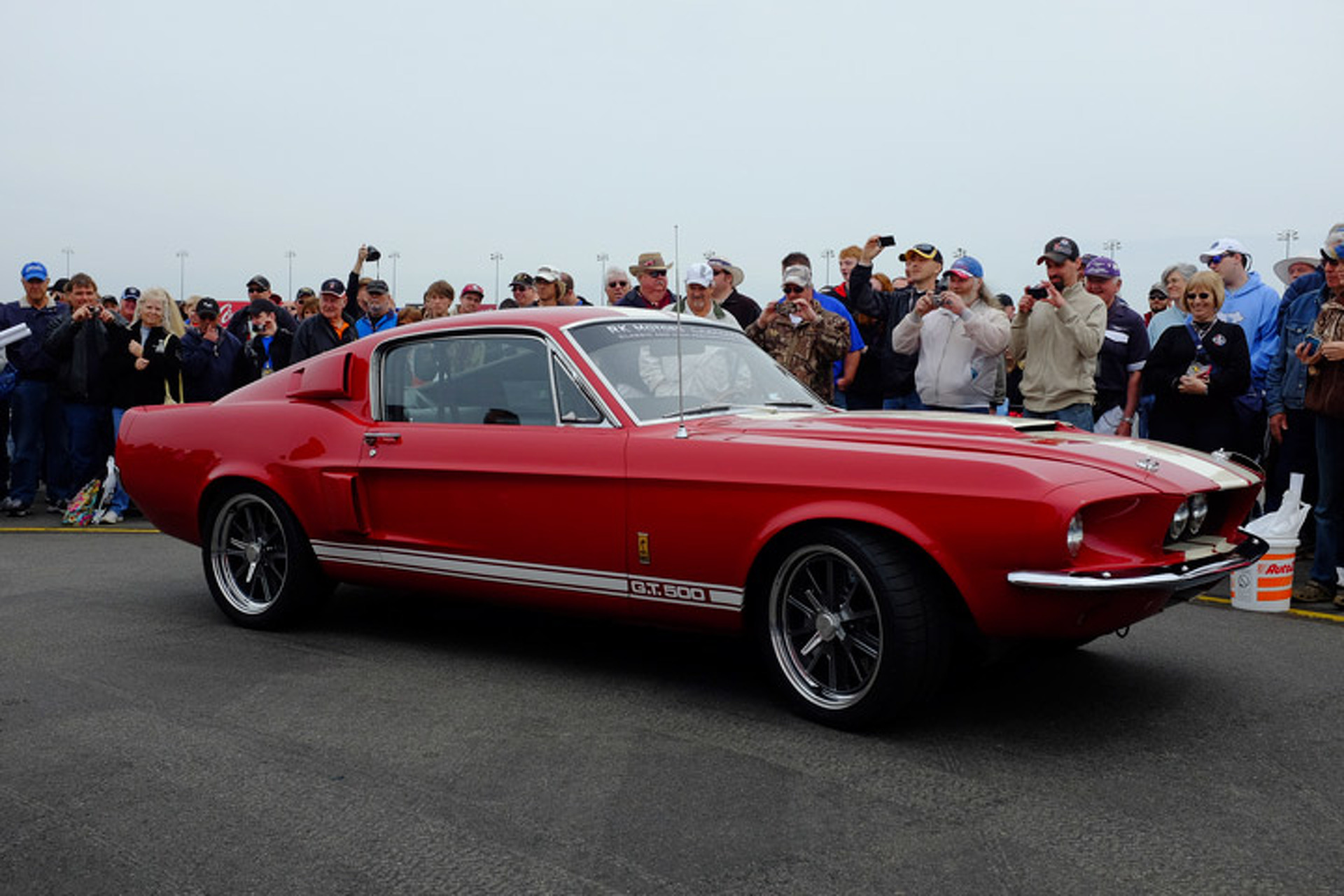 The RK527 is the 800-hp shelby GT500 to Rule Them All
