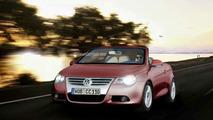 2006 VW Cabrio Eos artist's rendering