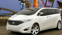 Nissan FORUM Concept Revealed Ahead of Detroit Debut