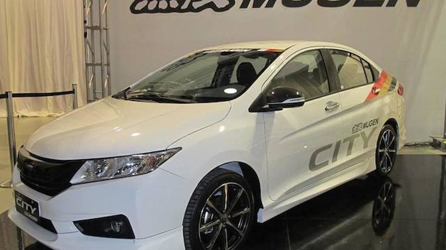 2014 Honda City by Mugen revealed