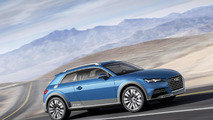 2014 Audi Allroad Shooting Brake concept