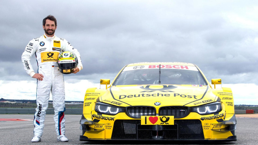 BMW reveals three new liveries for the M4 DTM