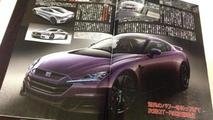 Next-gen Nissan GT-R render