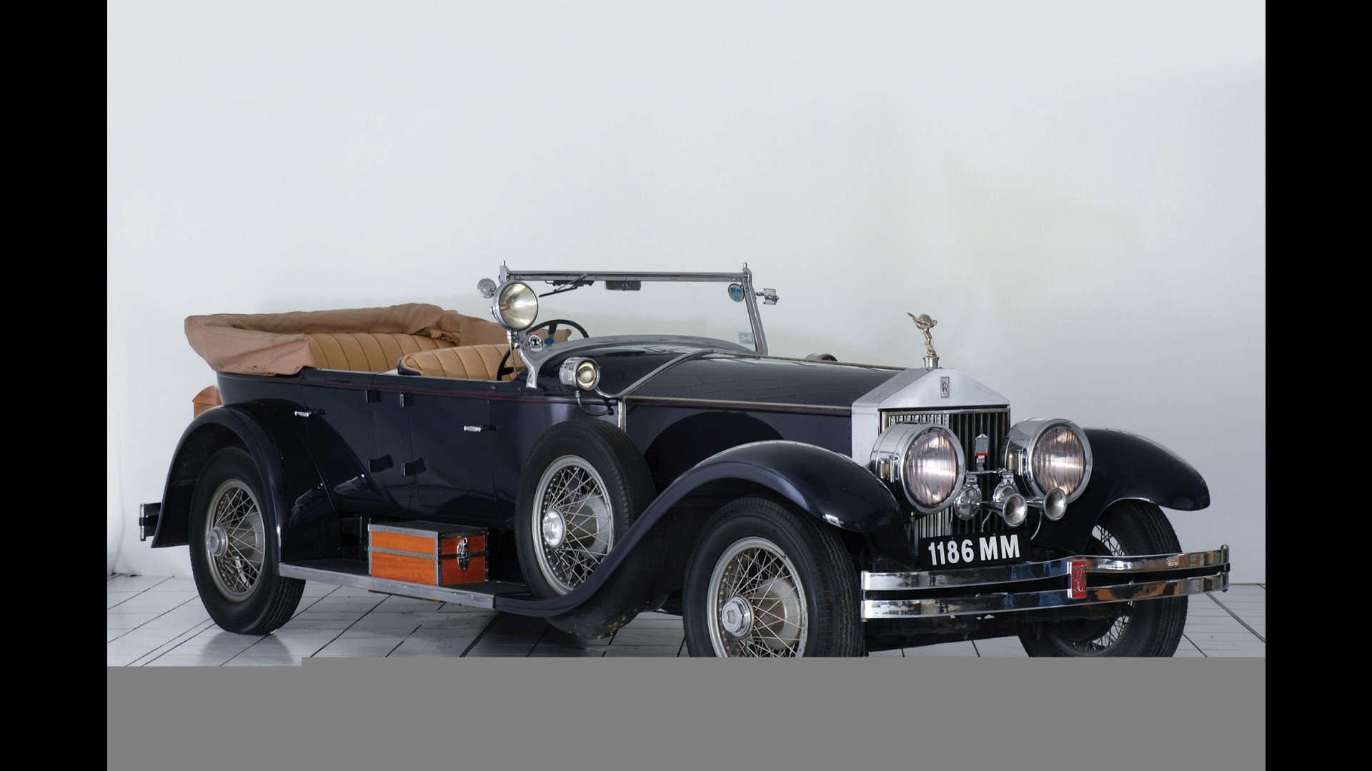 Rolls-Royce 40/50 Silver Ghost Pall Mall Tourer